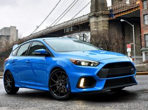 2016 Ford Focus RS price and details revealed
