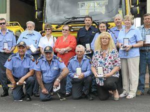New truck for Childers Volunteer Brigade