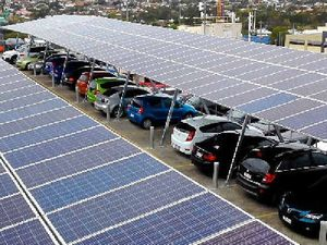 Solar carparks could become hot property