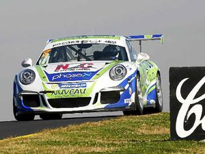 Campbell sets lightning fast pace for cup final round