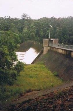 Cooloolabin Dam