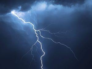Backpacker struck by lightning still critical