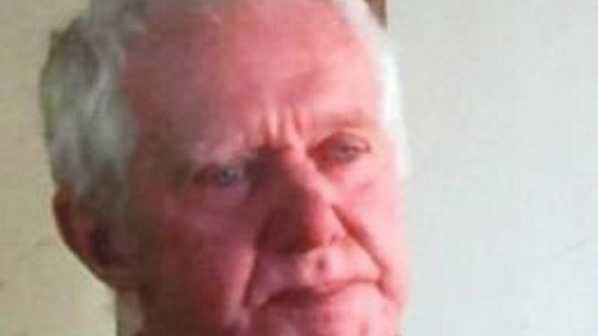 Missing man John Henry Marks might be hitchhiking towards the Darling Downs. Contributed