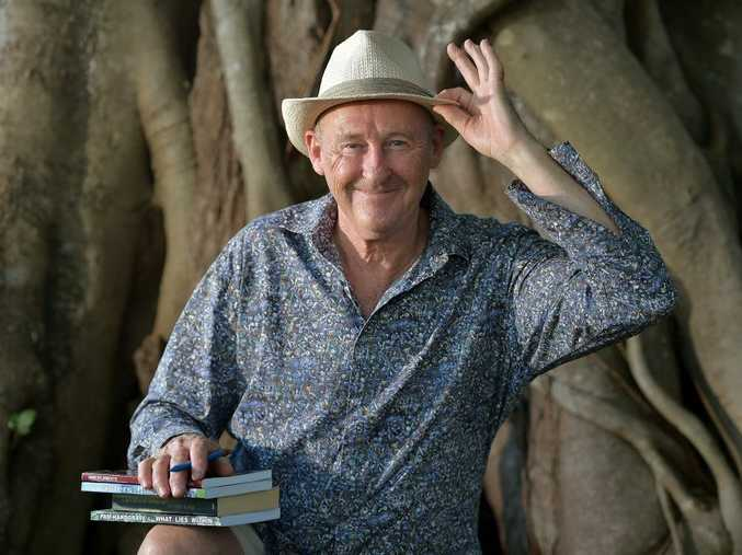 Ian Laver is looking for members for the Sunshine Coast Literary Association.