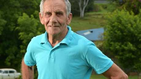 80 year old Tony Berry helped to save a house from burning down.
