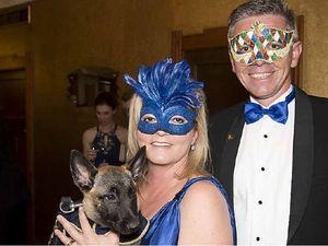 Defence masquerade ball helps Mates4Mates