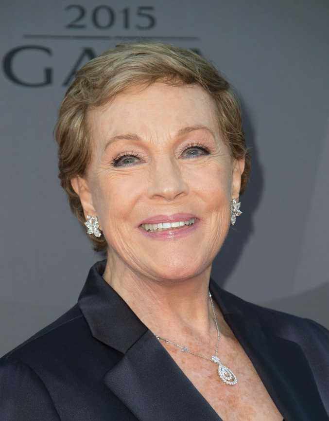 Julie Andrews is coming back to Sydney to direct the musical My Fair Lady.