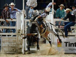 Rocky PBR Bull Ride 2015