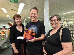 Award-winning author helps budding Bay writers