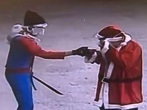 Santa Claus gets bail after service station robbery