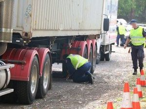 Police crack down on trucks in northern NSW
