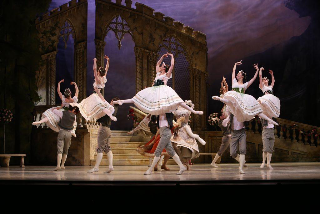 Queensland Ballet's The Sleeping Beauty: The Gardeners.