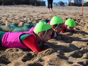 Junior Sport ~ Surf lifesaving