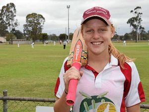 South Burnett trio pads up for Queensland U15 girls' team