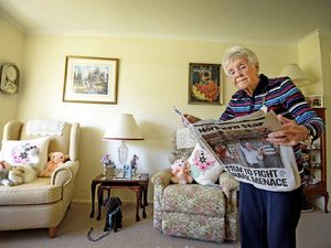 Family have been Northern Star readers for a century