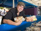 Gladstone Fish Market owner Simon Whittingham. More photos, on page 20.