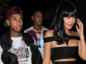 Kylie Jenner and Tyga back on track