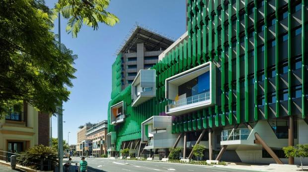 Lady Cilento Children's Hospital in Brisbane.