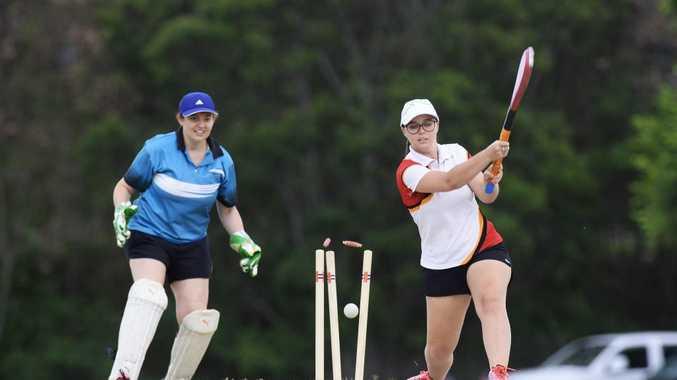 Occasionals V TC United vigoro. Photo: Rob Williams / The Queensland Times