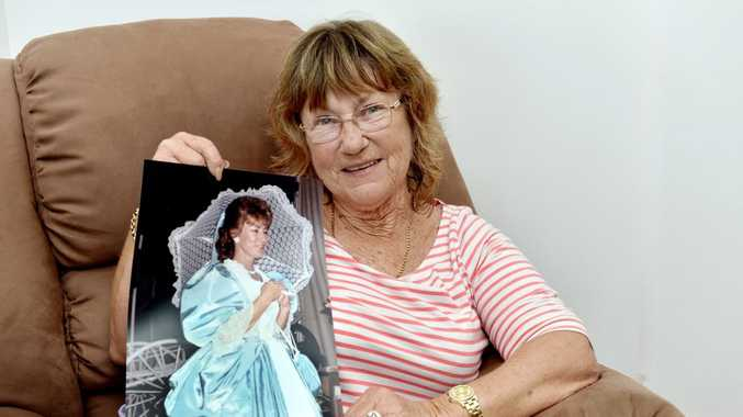 The original Mary Heritage, Del' Jensen Photo: Valerie Horton / Fraser Coast Chronicle