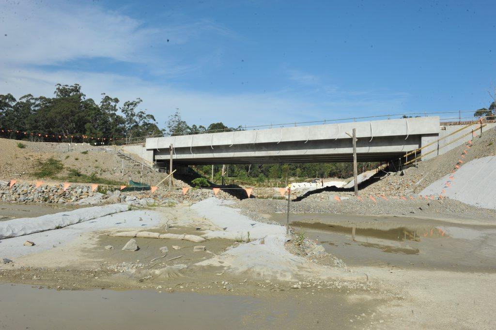 Another step toward construction of a Coffs Harbour bypass has begun.