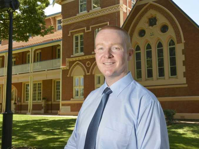 Toowoomba Grammar School teacher, Michael Cocks, has been nominated for an award.