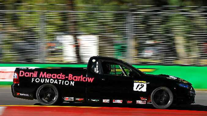 MOTOR RACING: Mason Barbera is on the verge of being suspended from competing for six months.