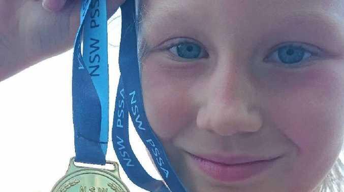 Lismore athlete Caitlin Bargwanna