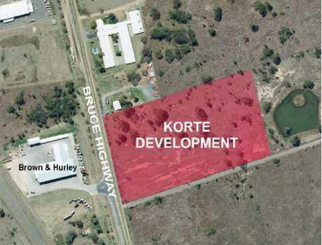 Korte's Resort and Steakhouse covers 10 acres on Yaamba Rd, Parkhurst.