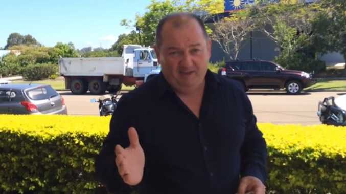Director of Maroochydore Sands Pty Ltd, Michael Mullins