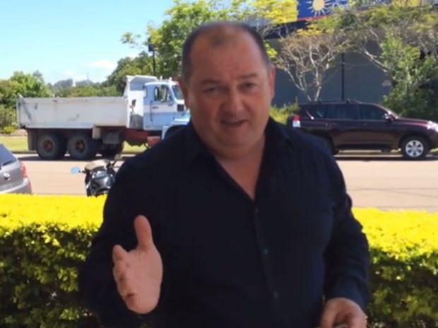 Director of Maroochydore Sands Pty Ltd, Michael Mullins