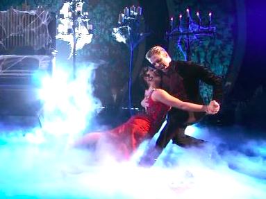 Bindi Irwin Argentine Tango.