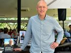 Peter Garrett was in Noosa to launch his autobiography.