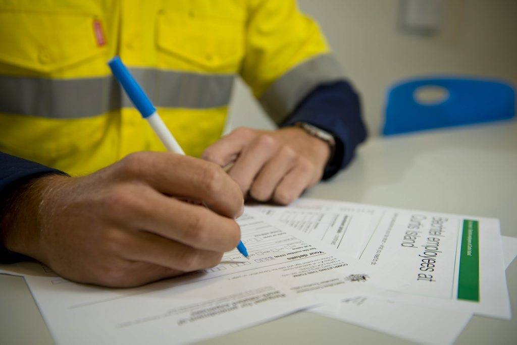 The ATO has advised Bechtel employees to resubmit their tax.