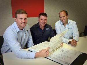 Toowoomba firm builds Alpha Hospital