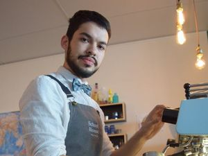 Bay barista hated the brew before creating 'The Magic'