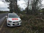 Six homes 'uninhabitable' after Fernvale super storm