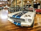 In pictures: 2015 Motorclassica Melbourne