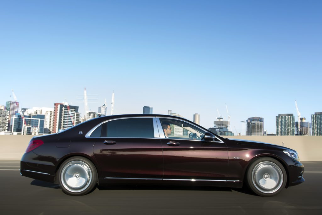 Mercedes-Maybach S 600. Photo: Contributed.