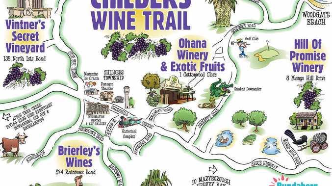ECO-LODGE TOURS: Enjoy the tastes of the region on the wine tour.