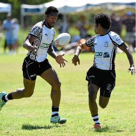 Fijian teams dominated the 26th annual Byron Bay Rugby sevens carnival.