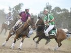 SHEPHERD STEPS UP: Warwick player Cameron Shepherd (right) has been announced as the Queensland Polocrosse team captain ahead of the 2016 Nationals event in Albury.