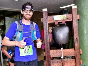 Businessman surprises himself by winning ultra-marathon