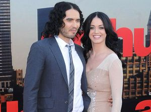 Russell Brand slammed 'plastic' Katy Perry