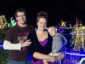 Toowoomba park will light up for Christmas