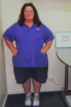 Rhonda, 46, kept putting herself and her health last.