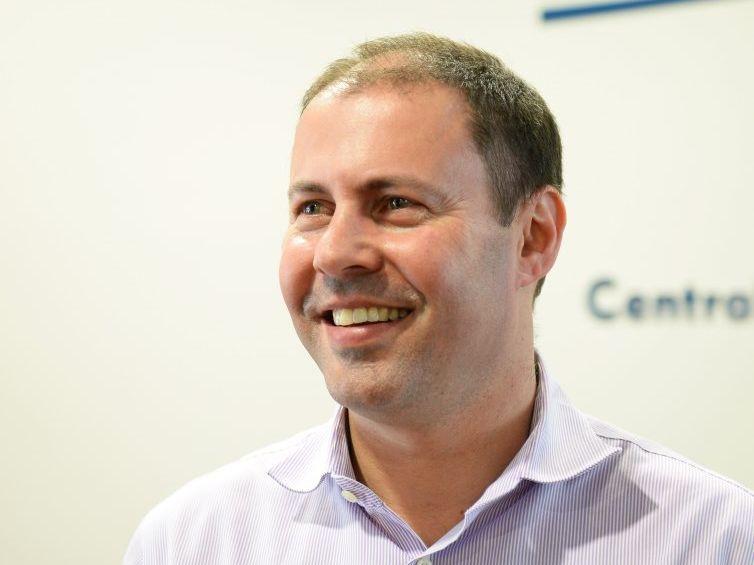 Resources Minister Josh Frydenberg