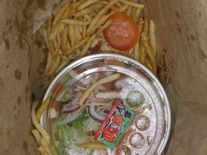 Is this Australia's angriest McDonald's customer?