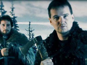 Game of Thrones mash up with Bundaberg Motor Group on Gruen