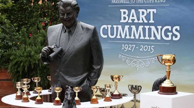 CUP FEVER: We'll be printing two 16-page Melbourne Cup guides on Monday and Tuesday of next week including a tribute to cup king Bart Cummings.